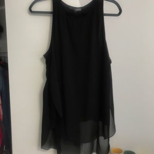 Black Matty M Tank Size Large